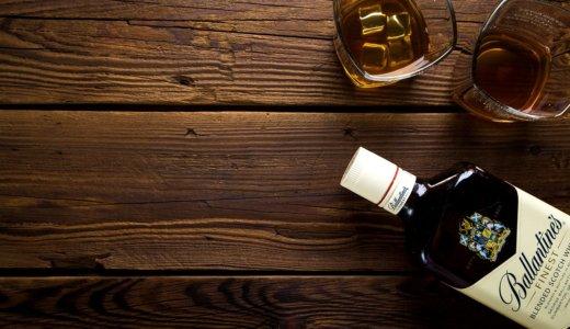 ウイスキーをストレートで飲むときのおすすめグラス