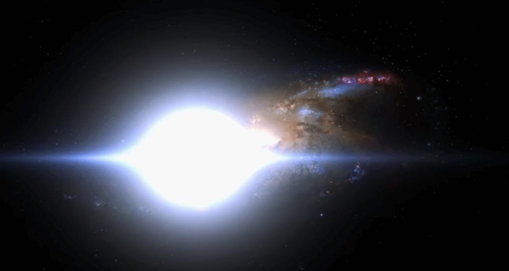銀河をも破壊するキーラ