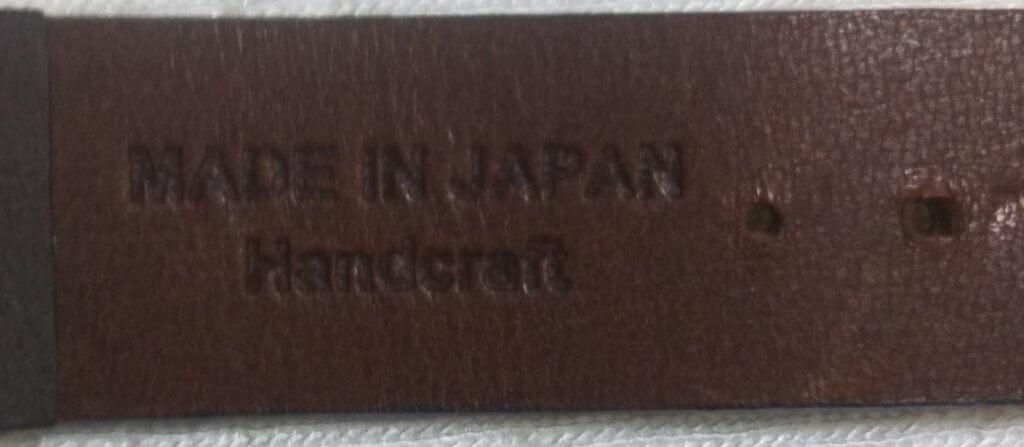 knotは全てメイド・イン・ジャパン