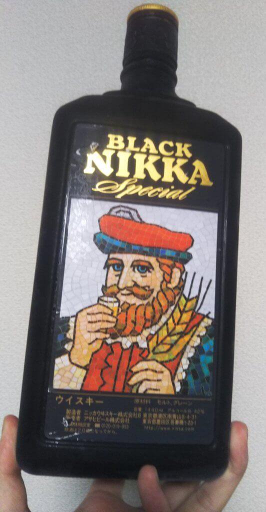 穏やかな味わいのブラックニッカスペシャル