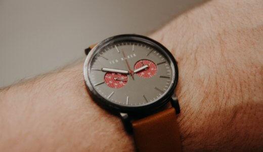 Knot(ノット)腕時計の感想・評判|ベルトの着せ替えという新発想