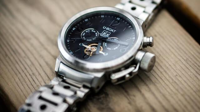 仕事用の時計